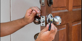 get a locksmith to check your locks