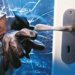 make sure you secure your windows